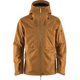 Fjällräven Keb Eco-Shell Jacket Men chestnut